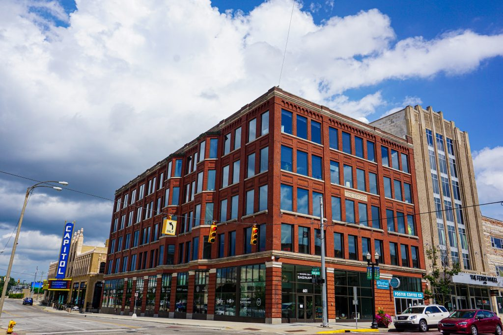 Dryden Building Flint by Siwek Construction, a commercial construction commercial contractor and construction management firm specializing in steel buildings by butler buildings, design build, general contracting, and construction management
