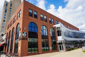 Wade Trim Building CBS 5 WNEM by Siwek Construction, a commercial construction commercial contractor and construction management firm specializing in steel buildings by butler buildings, design build, general contracting, and construction management