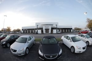 Shea Buick GMC Patsy Lou Buick GMC Renovation by Siwek Construction, a commercial construction commercial contractor and construction management firm specializing in steel buildings by butler buildings, design build, general contracting, and construction management